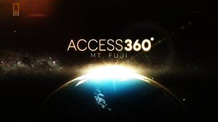 National Geographic - Access 360° World Heritage: Mount Fuji (2013)