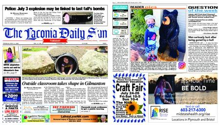 The Laconia Daily Sun – July 21, 2020
