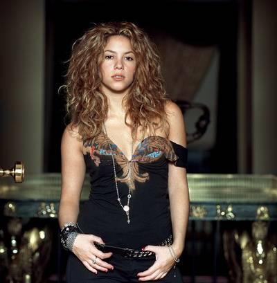 Shakira 7 Ultra HQ Photo