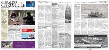 Gibraltar Chronicle – 20 September 2018