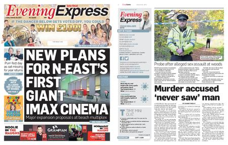Evening Express – October 25, 2019
