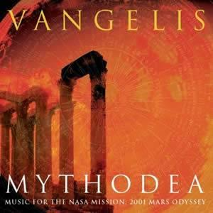 Vangelis: Mythodea: Music for the NASA Mission: 2001 Mars Odyssey