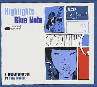 Hans Mantel ‎- Highlights Blue Note (A Groove Selection By Hans Mantel) (2009) (8 CDs Box Set)