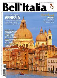 Bell'Italia N.343 - Novembre 2014