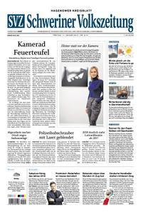 Schweriner Volkszeitung Hagenower Kreisblatt - 11. Januar 2019