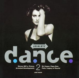 VA - Absolute Dance 2 (1993)