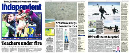 Sunday Independent Bristol Yeovil and Somerset – April 28, 2019