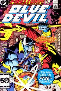 Blue Devil 23