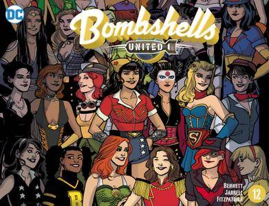 Bombshells - United 012 2017 digital