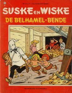 Suske En Wiske - 189 - De Belhamel-Bende
