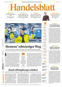 Handelsblatt - 02 August 2021