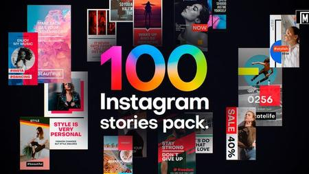 Instagram Stories - Project for After Effects (VideoHive) 24461624