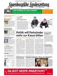 Lauenburgische Landeszeitung - 26. Februar 2018