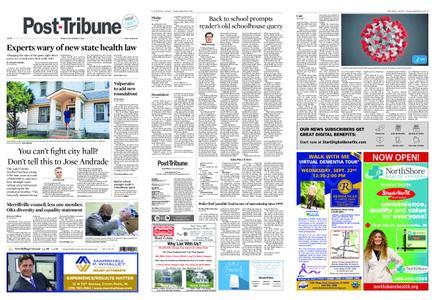 Post-Tribune – September 05, 2021
