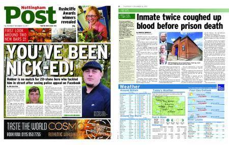 Nottingham Post – November 16, 2017