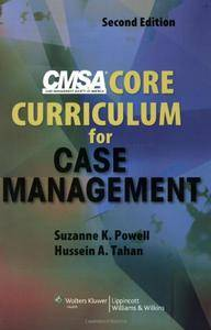 CMSA Core Curriculum for Case Management, Second edition