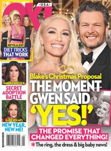 OK! Magazine USA - January 06, 2020