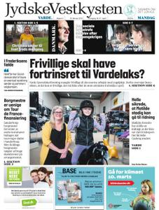 JydskeVestkysten Varde – 25. februar 2019