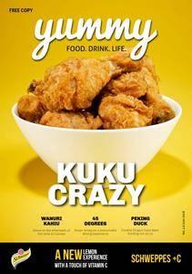 Yummy Kenya - June 2018
