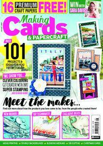 Making Cards & PaperCraft – August 2018