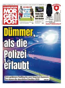 Hamburger Morgenpost – 28. Dezember 2019
