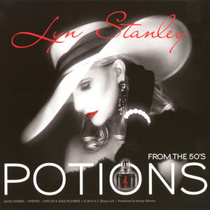 Lyn Stanley - Potions: From The 50's (2014) PS3 ISO + Hi-Res FLAC