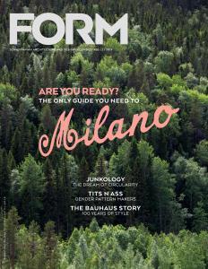 FORM Magazine - April 2019