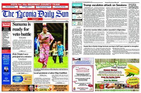 The Laconia Daily Sun – September 04, 2018