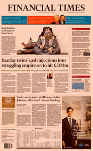 Financial Times UK – 28 October 2019