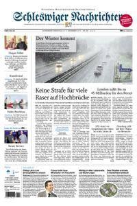 Schleswiger Nachrichten - 09. Dezember 2017