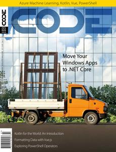 CODE Magazine - July/August 2019