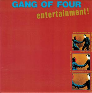 Gang Of Four - Entertainment! (1979) {2005, Remastered & Expanded}