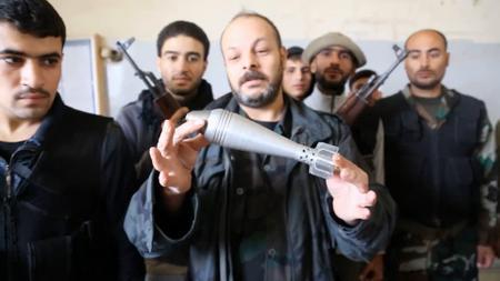 Filmbuff - 7 Days in Syria (2016)
