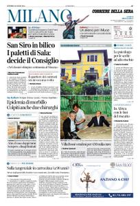 Corriere della Sera Milano – 12 luglio 2019