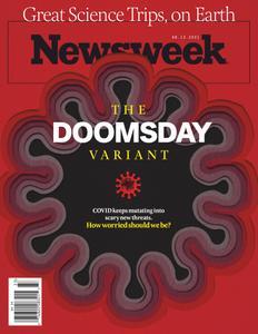 Newsweek USA - August 13, 2021