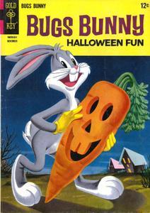 Bugs Bunny 102 (Gold Key 1965)