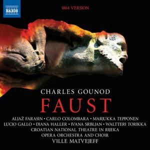 Aljaž Farasin, Carlo Colombara, Diana Haller, Ivana Srbljan, Lucio Gallo - Gounod: Faust, CG 4 (1864 Version) (2019)