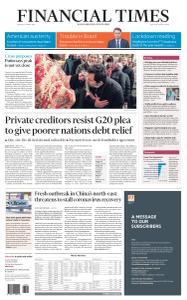 Financial Times USA - April 20, 2020