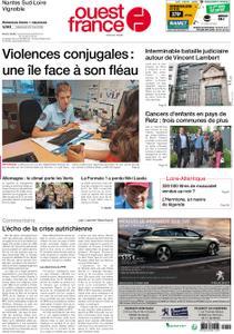 Ouest-France Nantes Sud-Loire Vignoble – 22 mai 2019