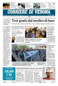 Corriere di Verona – 01 novembre 2020