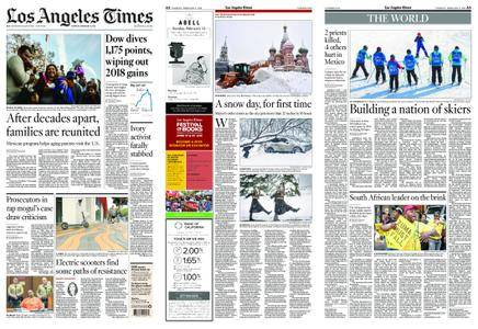 Los Angeles Times – February 06, 2018