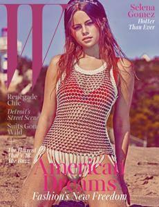 W Magazine - March 2016