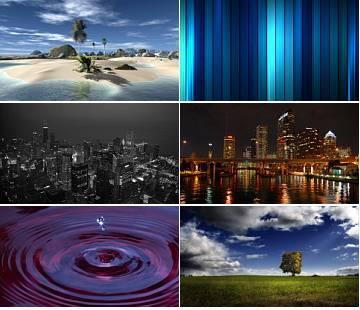 Widescreen Selected Wallpapers