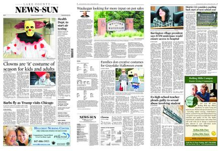 Lake County News-Sun – October 29, 2019