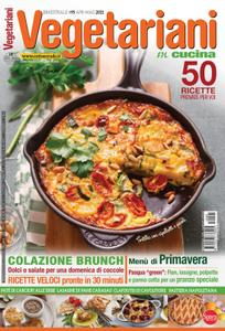 Vegetariani in Cucina – aprile 2021