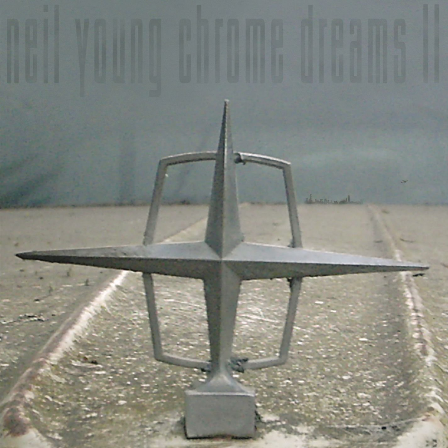 Neil Young - Chrome Dreams II (2007) [DVD-A to FLAC 24-96]