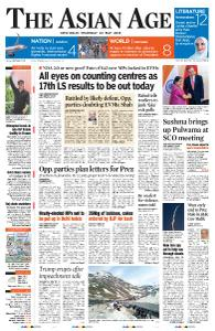 The Asian Age - May 23, 2019