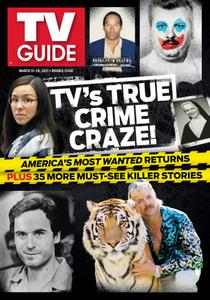 TV Guide – 15 March 2021