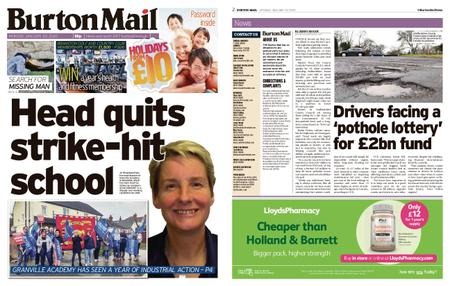 Burton Mail – January 20, 2020