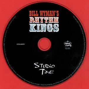 Bill Wyman's Rhythm Kings - Studio Time (2018)